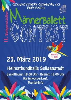 Männerballett-Contest